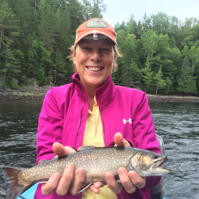 Guided Fishing in Maine