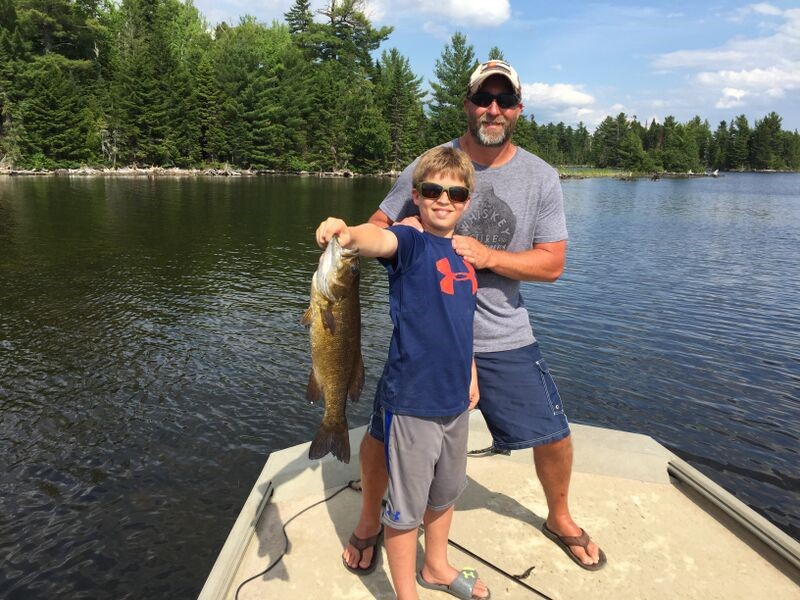 Guided Bass Fishing Trips